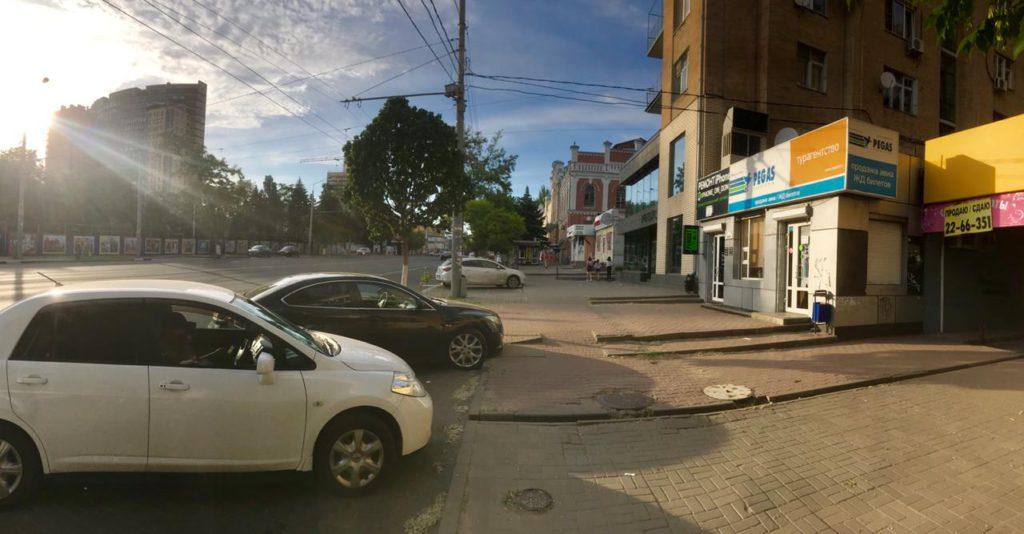 Турфирма в Ростове, Буденновский